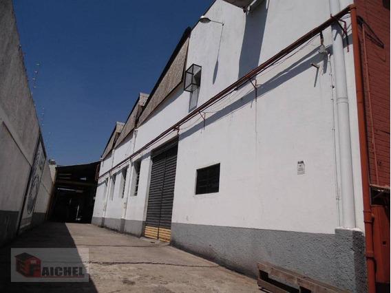 Terreno Comercial Para Venda E Locação, Chácara Califórnia, São Paulo. - Te0040