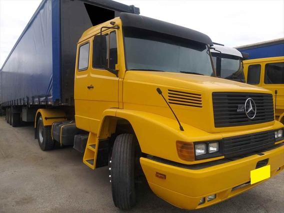 Caminhão Mercedes-benz Mb 1935 Cavalo Mecânico 4x2 1998