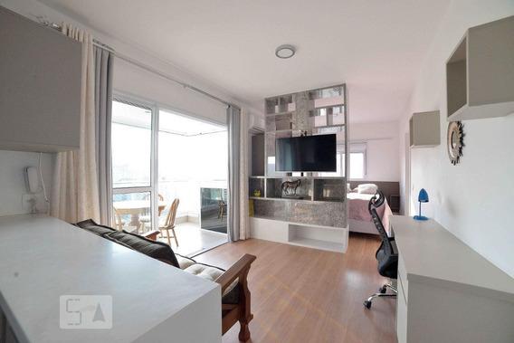 Apartamento Para Aluguel - Vila Mariana, 1 Quarto, 45 - 893115525