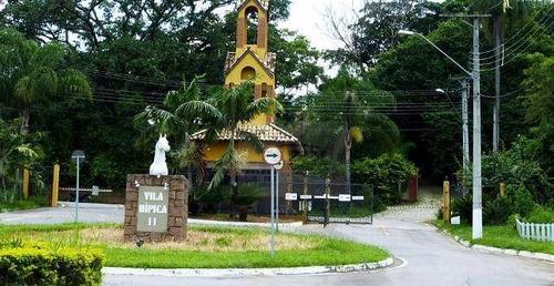 Terreno Residencial À Venda, 810 M² - Condomínio Vila Hípica Ii - Vinhedo/sp - Te1050