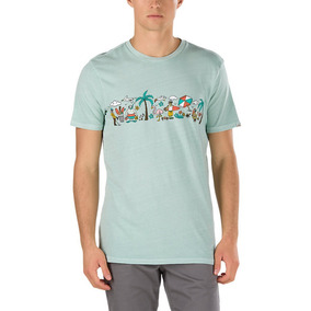 Playera Vans (party Train), Talla S