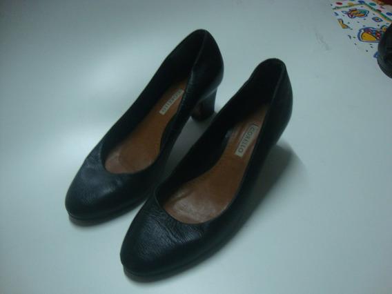 Sapato Corello Feminino Salto Alto,usado 35
