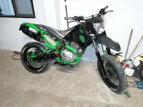 Vendo O Cambio Moto Jialing Jh 150 Gy-2