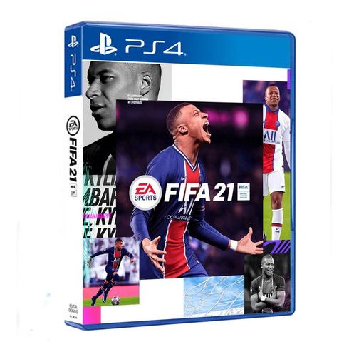 Imagen 1 de 2 de Fifa 21 Ps4 - Nuevo - Sellado - 100% Original