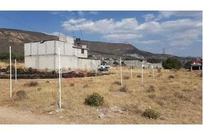 Terreno 150 Mts, Ideal Para Casa Habitacion, A Dos Calles Del Auditorio De Amaque, Cerca De Pachuquilla, Hidalgo,