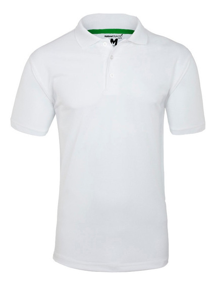 Playera Polo Sport Para Caballero National Style