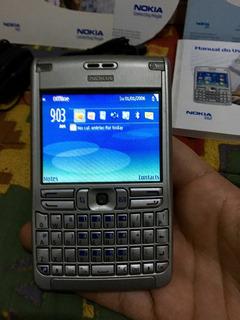 Celular Nokia E62 Para Colecionador