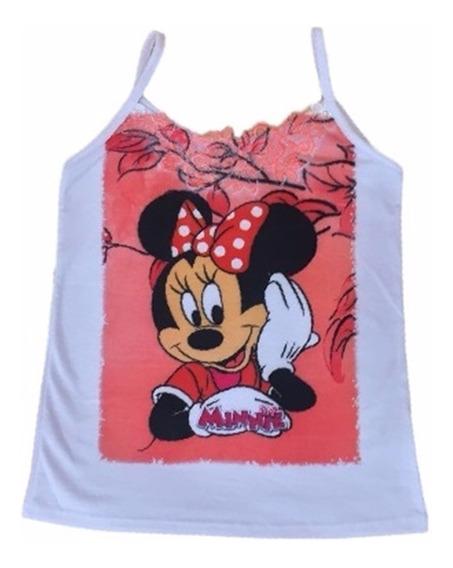 10 Camiseta Blusa Infantil Menina Roupas Infantis Atacado
