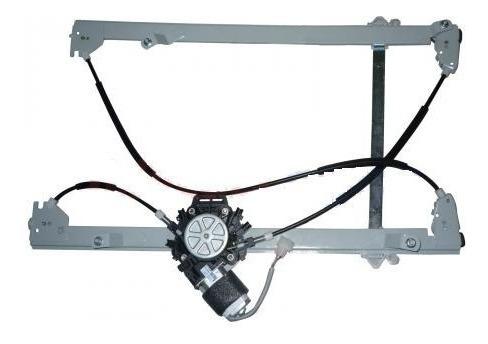 Maquina Vidro Volvo Vm Elétrica Esquerda Com Motor 20557552