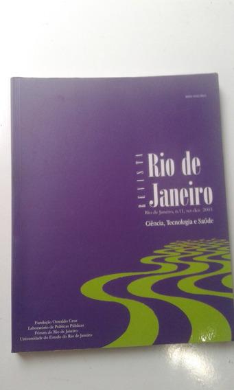 Revista Rio De Janeiro - Numero 11 - Set/dez - 2003 - Uerj