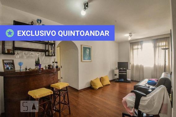 Apartamento No 12º Andar Mobiliado Com 4 Dormitórios E 1 Garagem - Id: 892963263 - 263263