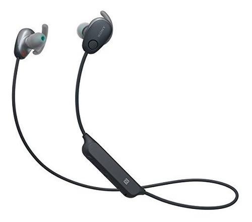 Sony Sp600n - Auriculares In-ear Inalámbricos Con Cancelació