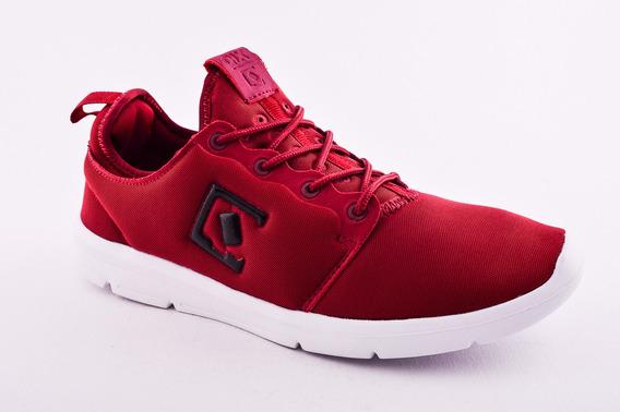 Zapatilla Q Sock Tech Red - 11 Qix Hombre