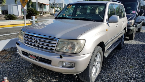 Toyota Land Cruiser Vx Dorada 2005
