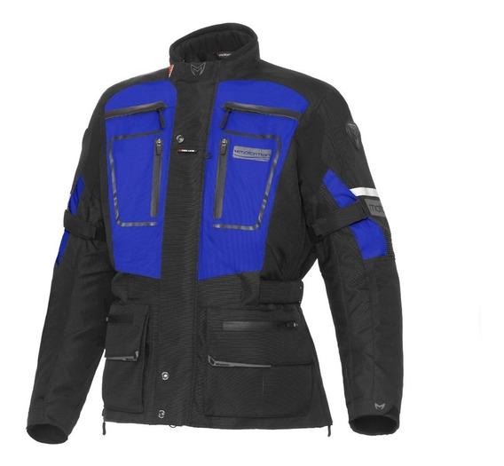 Campera Moto Motorman Commando Exclusivamente En Talle S Y M