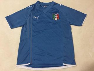 Camisa Puma Itália 2009 Copa Das Confederações