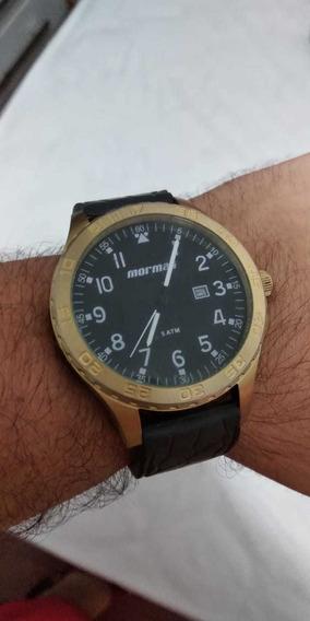 Relógio Mormaii Pulseira De Silicone