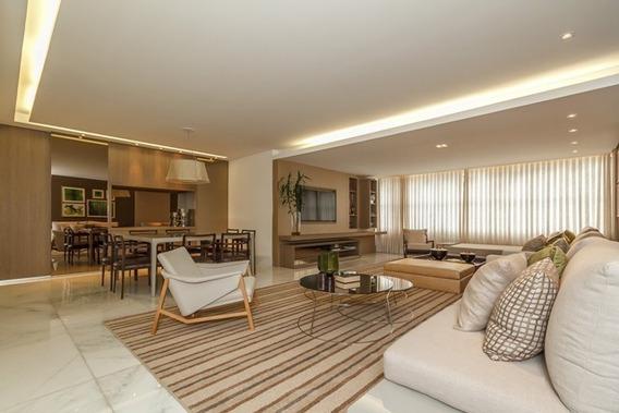 Apartamento Com 4 Quartos Para Comprar No Sion Em Belo Horizonte/mg - Vit2130