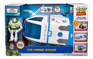 Disney Pixar Toy Story 4 Armadura Espacial Buzz Lightyear