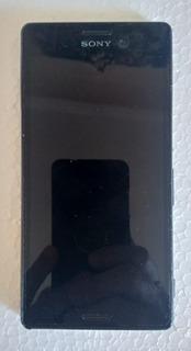 Celular Sony M4 Aqua Tela Ruim Para Retirada De Peças #02