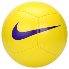 Bola Futebol Nike Campo Pitch Team Amarela Original Nike cb36a1758e388
