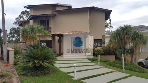 Imagem 1 de 29 de Casa Residencial À Venda, Marambaia, Vinhedo. - Ca0418