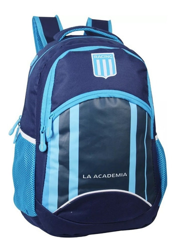 Mochila Racing Club La Academia Avellaneda Ra10 Mapleweb