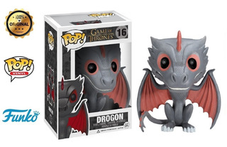 Funko Pop Drogon Game Of Thrones Juego De Tronos 16 Original