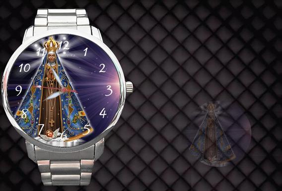 Relógio Nossa Senhora Aparecida Padroeira Maria Jesus Top