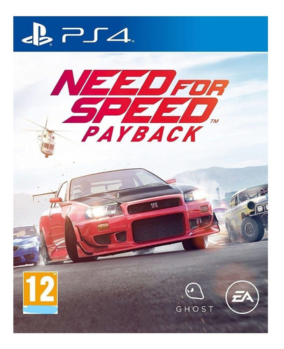 Need for Speed: Payback Standard Edition Digital PS4 Electronic Arts