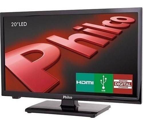 Tv Led Hd 20 Philco Ph20u21d Com Conversor Digital 2 Hdmi