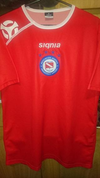 Camiseta De Entreno Signia De Argentinos Juniors!