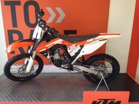 Vendo Ktm Sx 85 2016 Impecable ...!!!