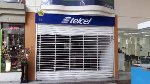 Oportunidad- Renta De Local En Plaza Bella- Pachuca-hgo.