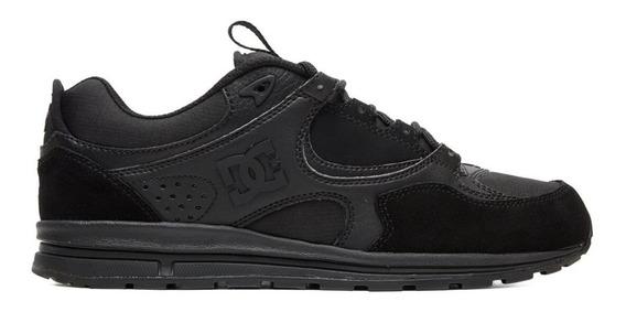 Tenis Dc Shoes Kalis Lite Se Imp Blk Blk Blk Original