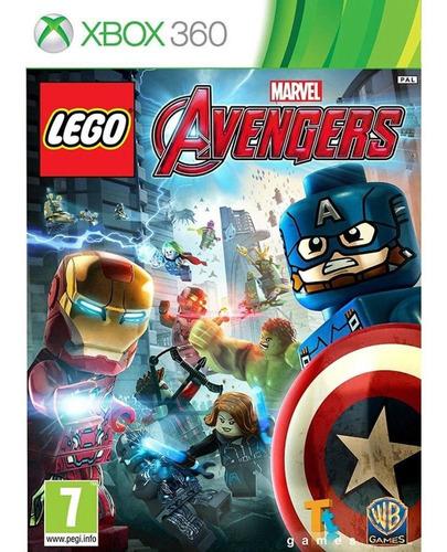 Lego Marvel Avengers - Xbox-360