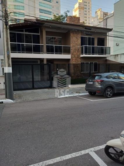 Ampla Casa Comercial, Em Local Nobre No Bairro De Pioneiros Em Balneário Camboriú - 388