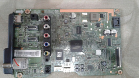 Placa Principal Tv Samsung Un32j4000 Agxzd Bn94-07830n