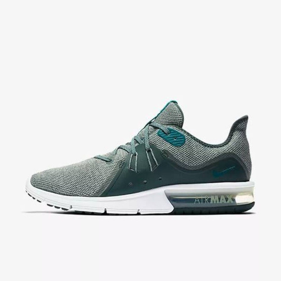 Zapatillas Nike Air Max Sequent 3 Talle Us 8.5 (arg 40,5)