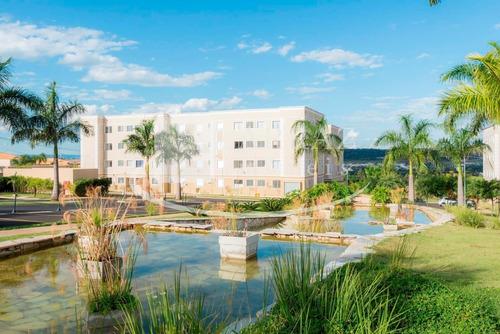 Lindo Apartamento Para Venda Na Zona Sul Bairro Guapore No Condomínio Reserva Sul, 2 Dormitorios, 47 M2 De Area, Completo Em Armarios, Lazer Completo - Ap01490 - 34237083