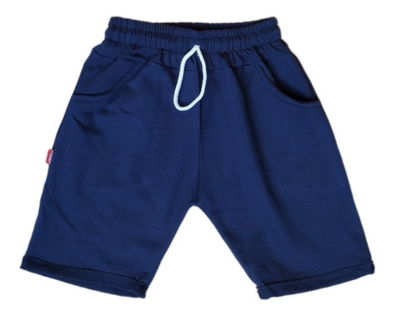 Pantalon Corto, Shorts Colegial.