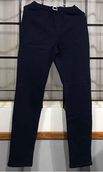 Pantalón Joggins Colegial Color Azul