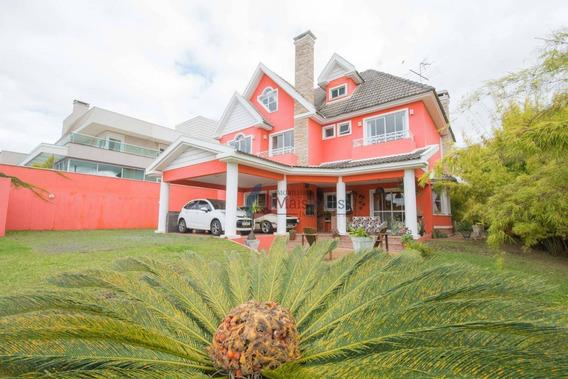 Casa Com 3 Dormitórios À Venda, 337 M² Por R$ 1.970.000 - Alphaville Graciosa - Pinhais/pr - Ca0084