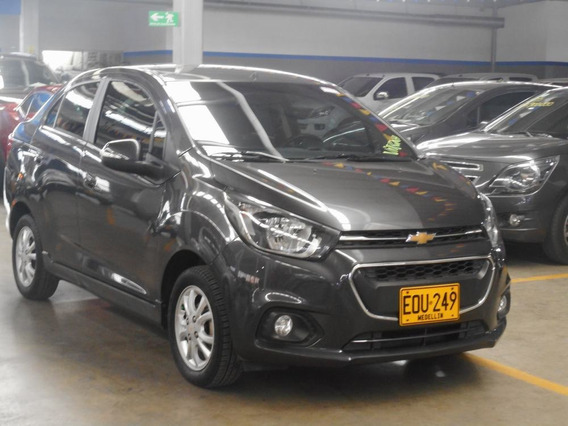 Chevrolet Beat Ltz Sd 1.2 M/t