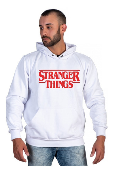 Blusa De Frio Stranger Things Series Da Moda Super Promoção