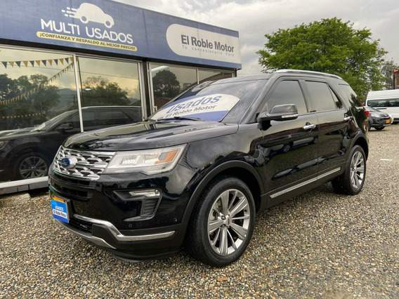 Ford Explorer Limited Turbo 2018