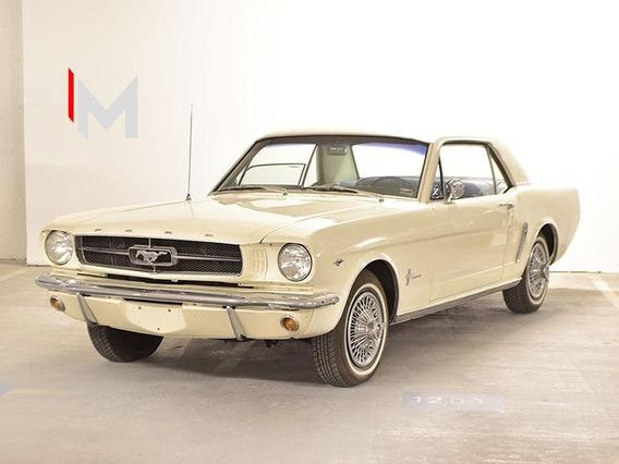 Ford Mustang V8 4.7 Excelente Estado 1965