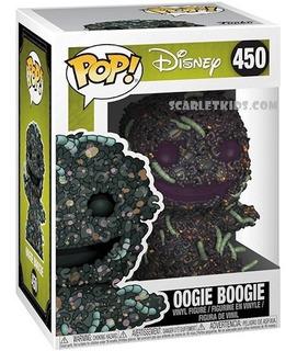 Funko Pop Oogie Boogie 450 Original El Extraño Mundo De Jack