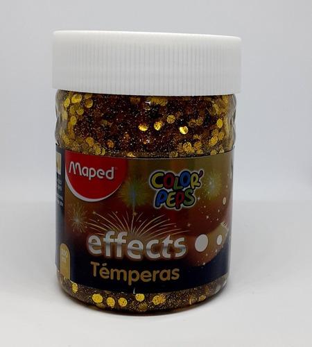 Tempera Maped Con Efecto , Motivos Varios 200ml