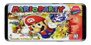 Juego Mario Party N64 Para Android Emulador